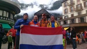 De heren Aad en Joop en de MST Mark(c) 's.